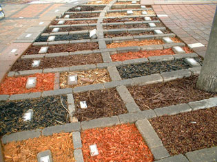 Note These Pictures Are An Example Of The Various Mulch And Woodchips That Rocks N Roots Carries Although They Give You Idea Color Size
